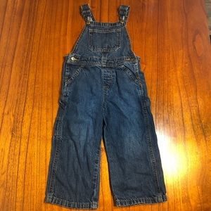 Wrangler overalls